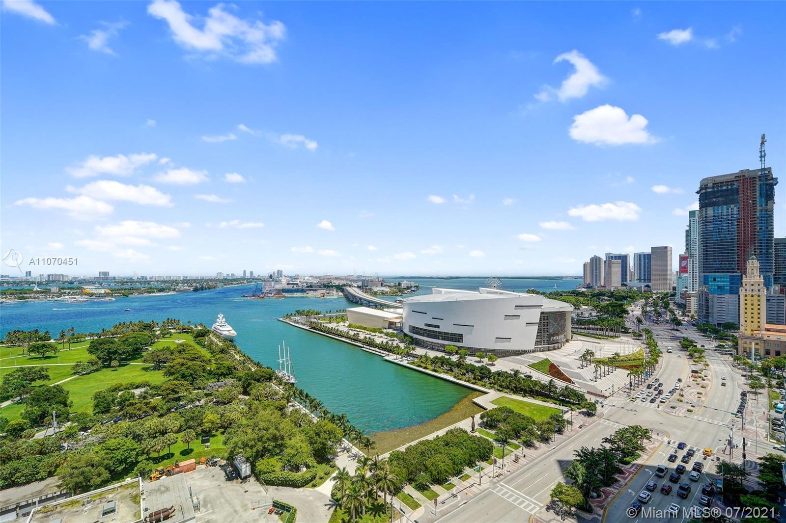 900 Biscayne Bay #2304 - 900 Biscayne Blvd #2304, Miami, FL 33132