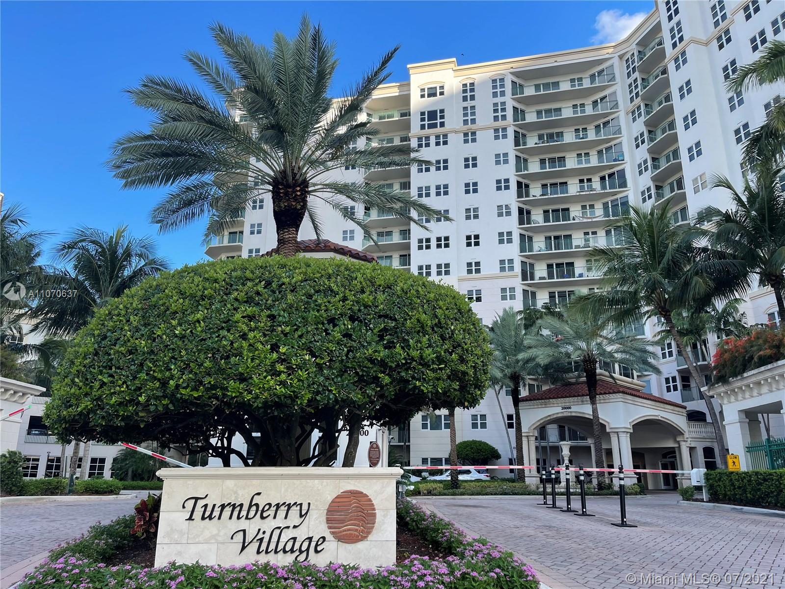 Turnberry Village North Tower #716 - 20000 E Country Club Dr #716, Aventura, FL 33180