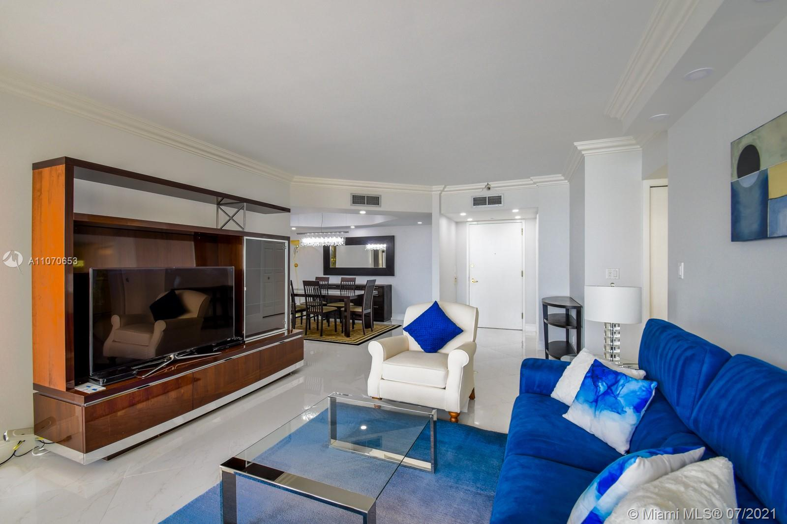 Turnberry Towers #17F - 19355 Turnberry Way #17F, Aventura, FL 33180