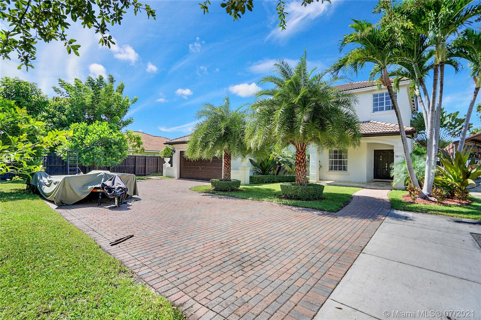 Hammocks - 9874 SW 159th Pl, Miami, FL 33196