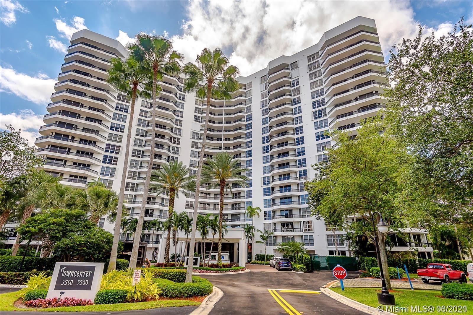 Mystic Pointe Tower 300 #507 - 3600 Mystic Pointe Dr #507, Aventura, FL 33180