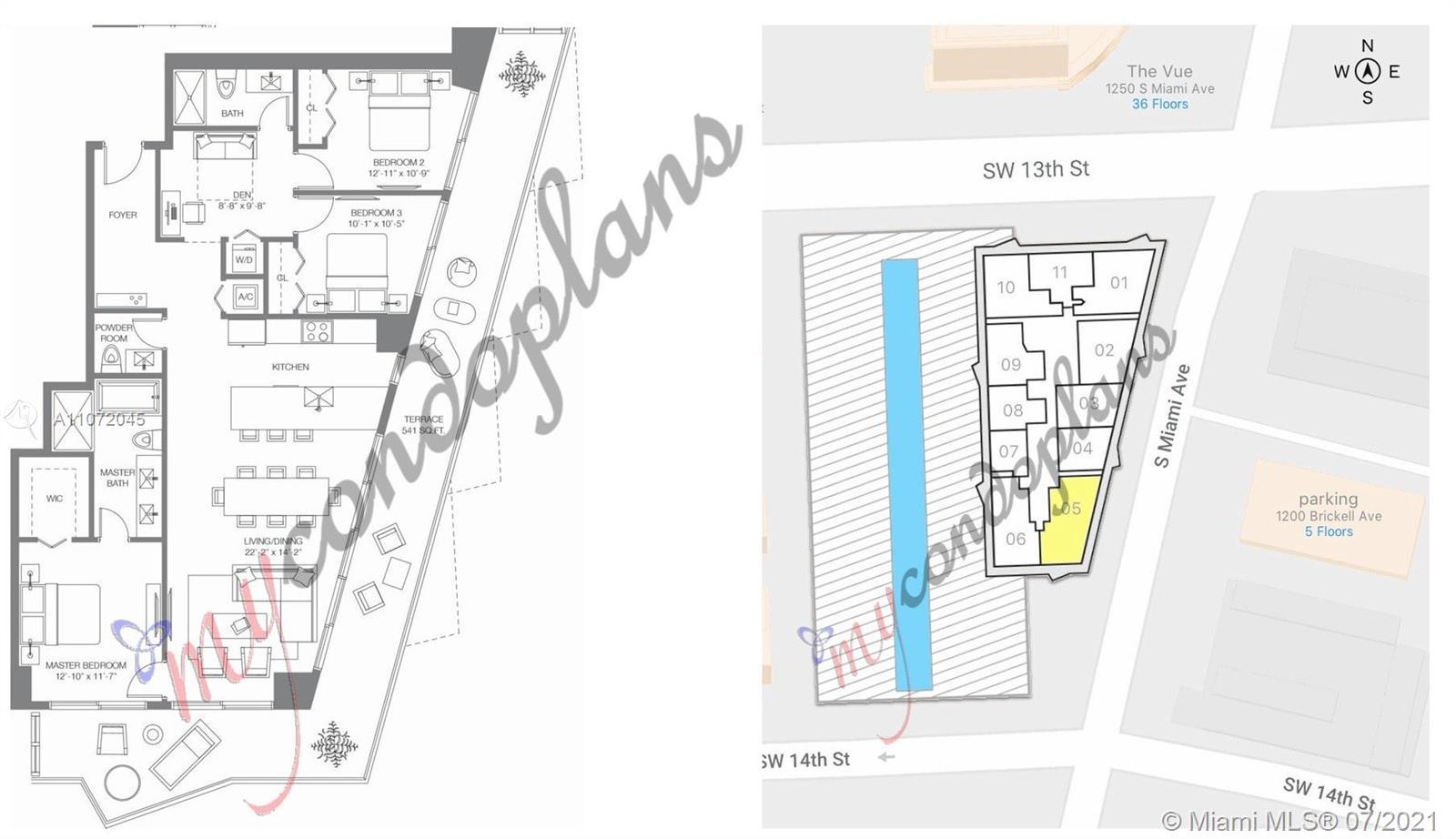 SLS Brickell #4705 - 54 - photo
