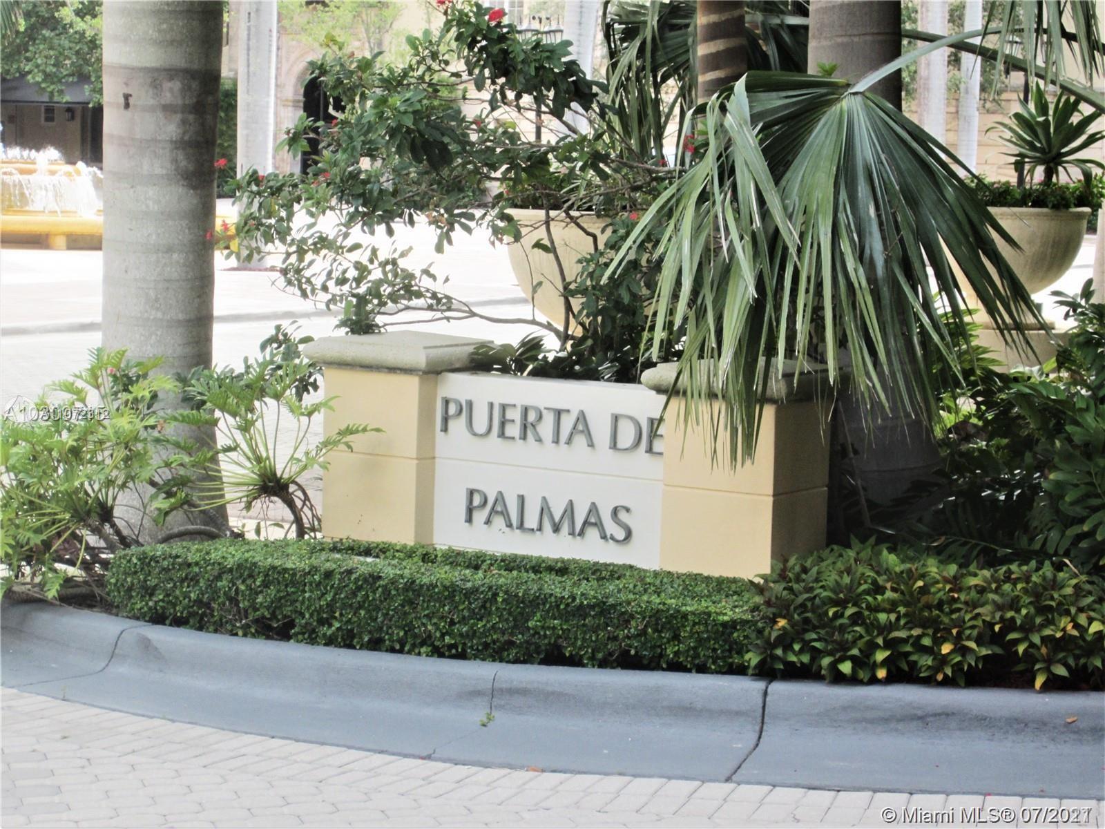 Puerta De Palmas #PH06 - 02 - photo