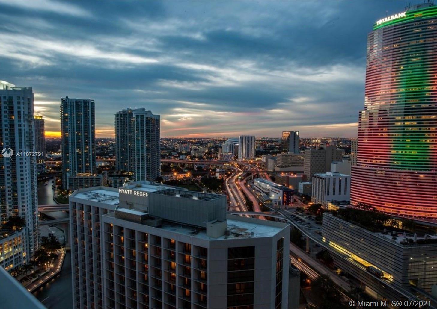 Epic Residences #3209 - 200 Biscayne Boulevard Way #3209, Miami, FL 33131