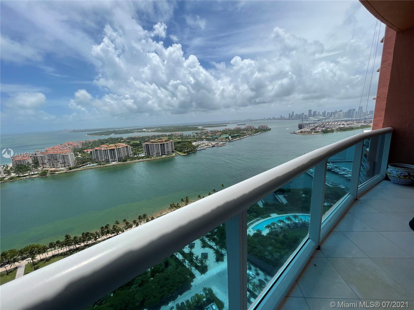 Portofino Tower #3302 - 300 S Pointe Dr #3302, Miami Beach, FL 33139