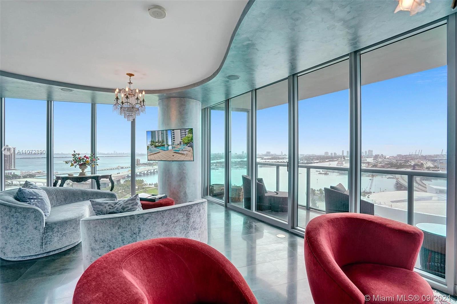 Marina Blue #2608 - 888 Biscayne Blvd #2608, Miami, FL 33132