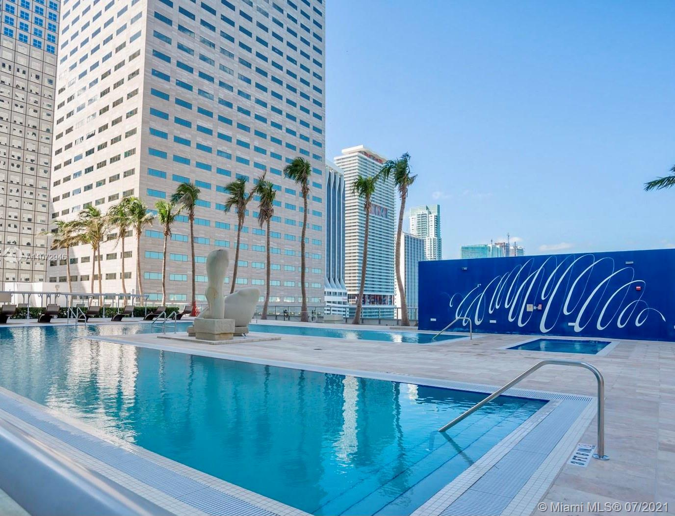 One Miami East #810 - 335 S Biscayne Blvd #810, Miami, FL 33131