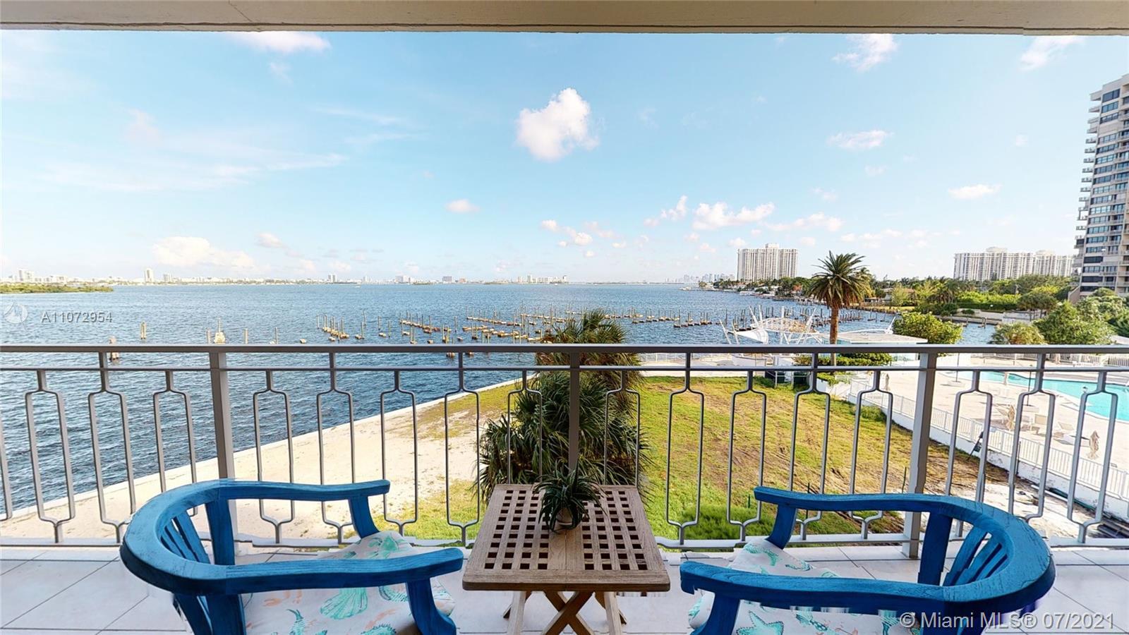 Jockey Club Building II #407 (4D) - 11111 Biscayne Blvd #407 (4D), Miami, FL 33181