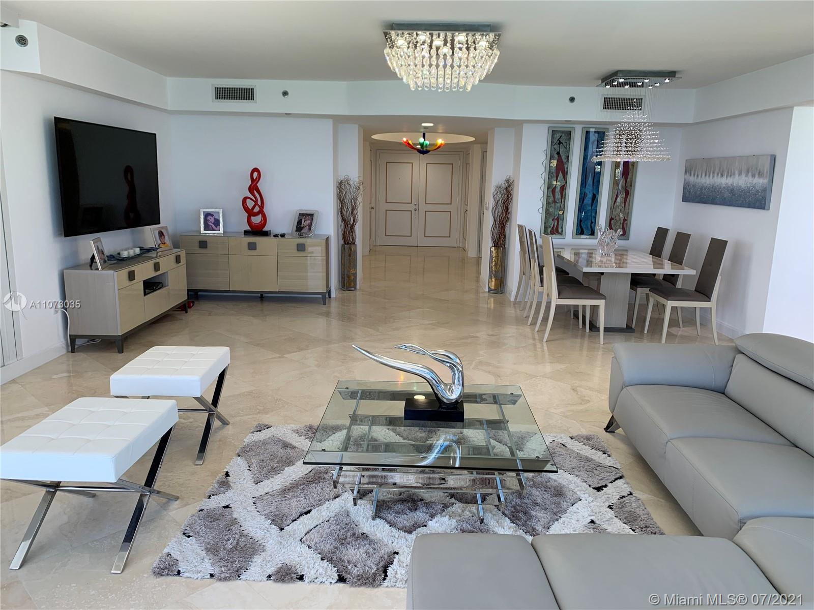 Ocean two #1801 - 19111 Collins Ave #1801, Sunny Isles Beach, FL 33160