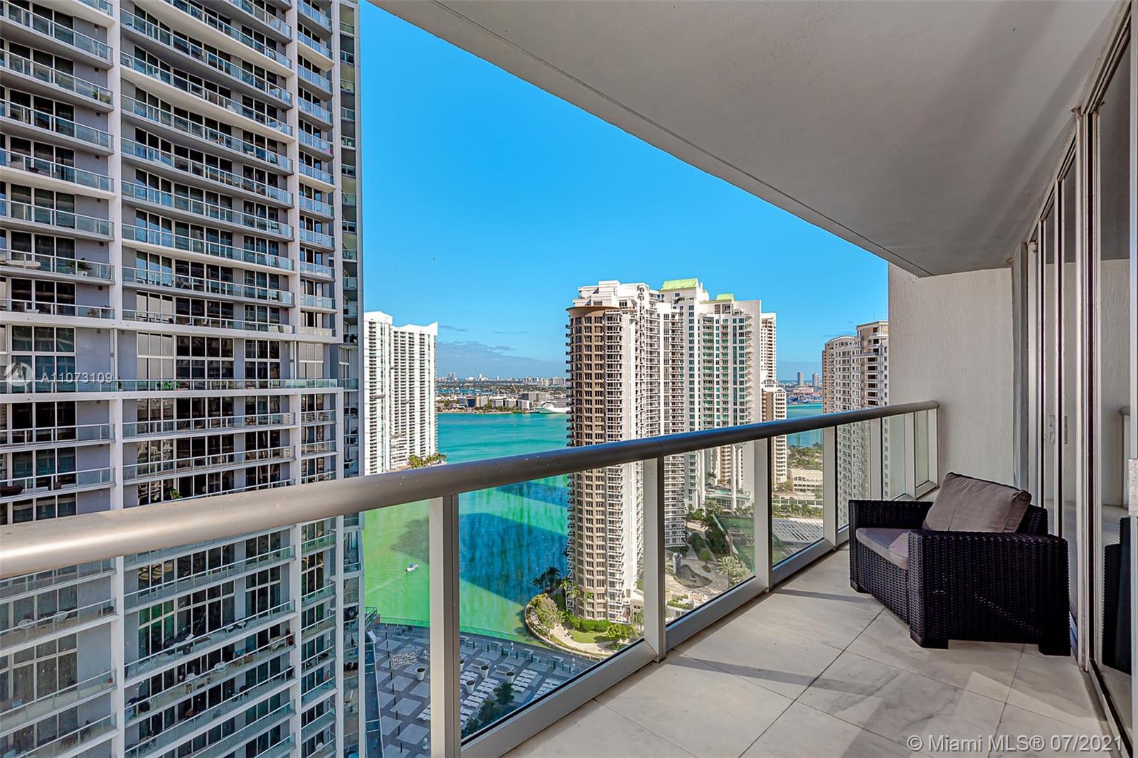 Icon Brickell 2 #2810 - 495 Brickell Ave #2810, Miami, FL 33131
