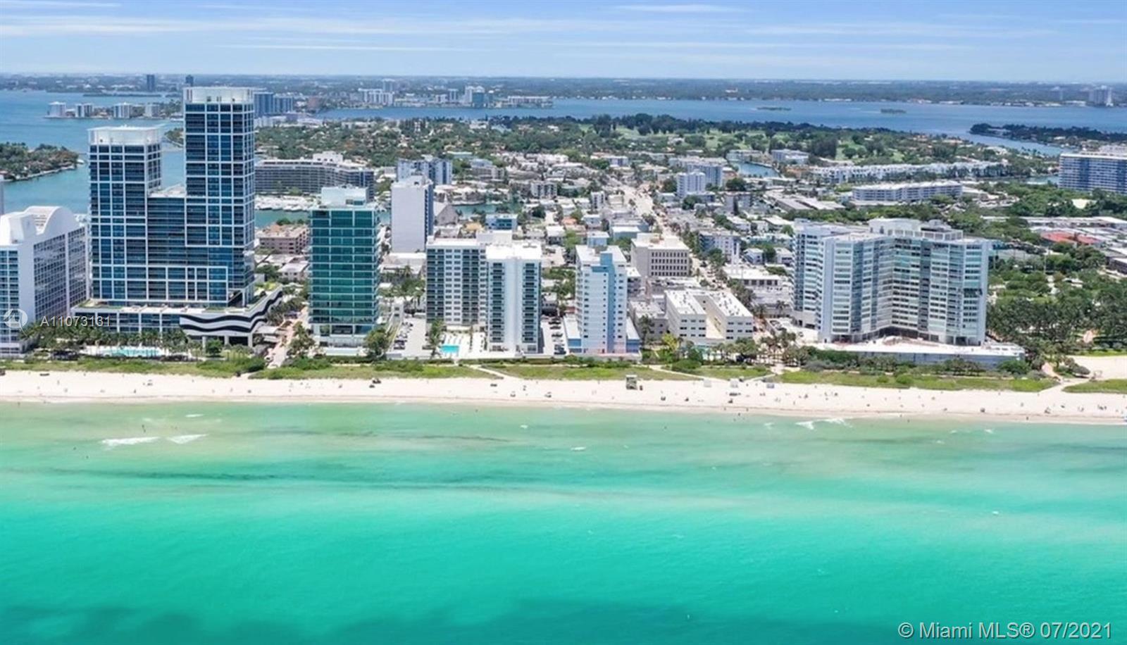 The Collins #1611 - 6917 Collins Ave #1611, Miami Beach, FL 33141