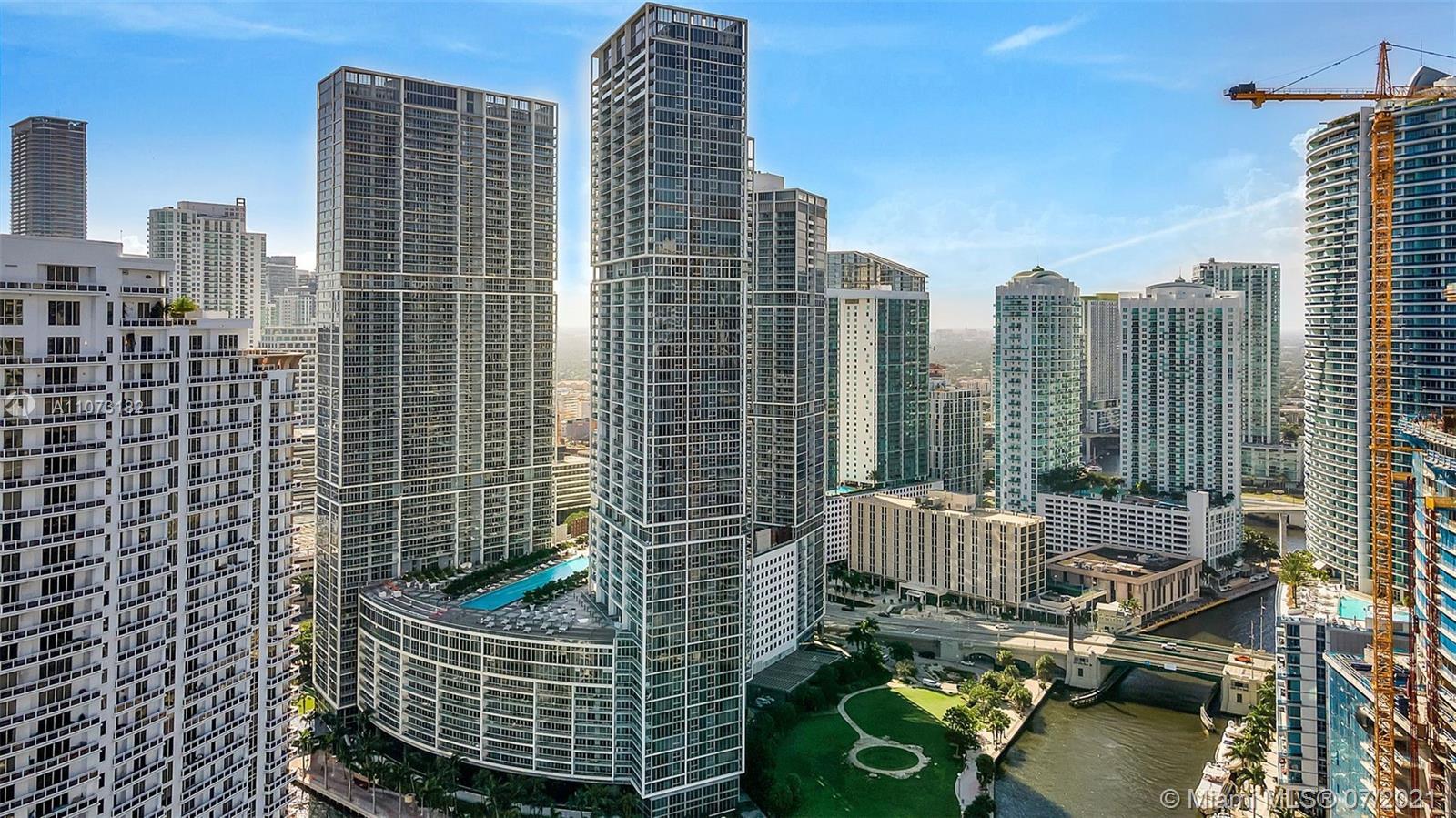 Icon Brickell 3 #4108 - 485 Brickell Ave #4108, Miami, FL 33131