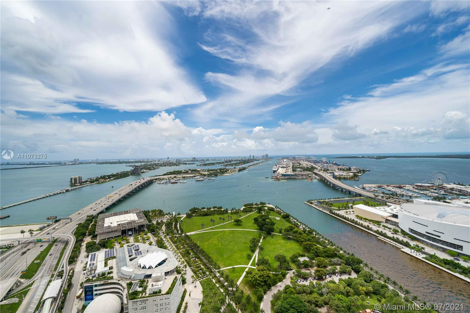 Ten Museum Park #PH4202 - 1040 Biscayne Blvd #PH4202, Miami, FL 33132