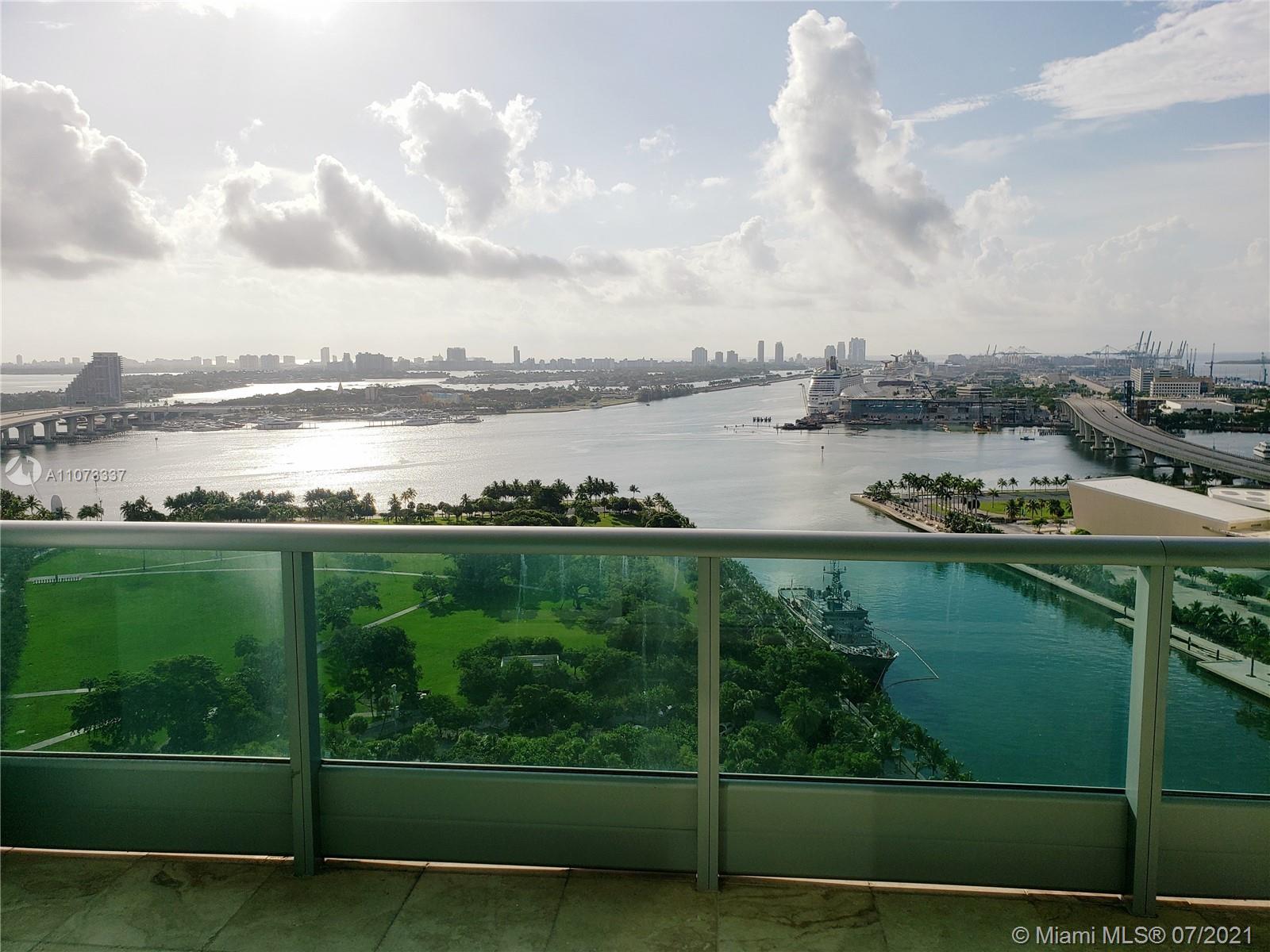 900 Biscayne Bay #2504 - 900 Biscayne Blvd #2504, Miami, FL 33132
