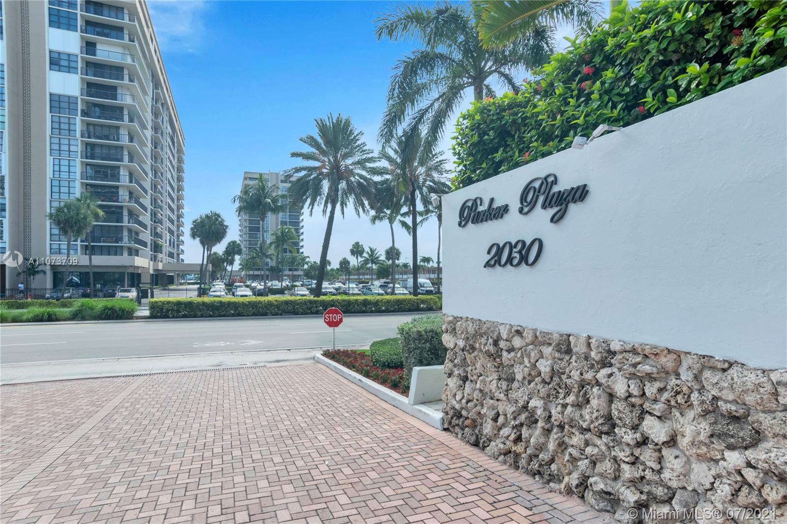 Parker Plaza #408 - 2030 S Ocean Dr #408, Hallandale Beach, FL 33009