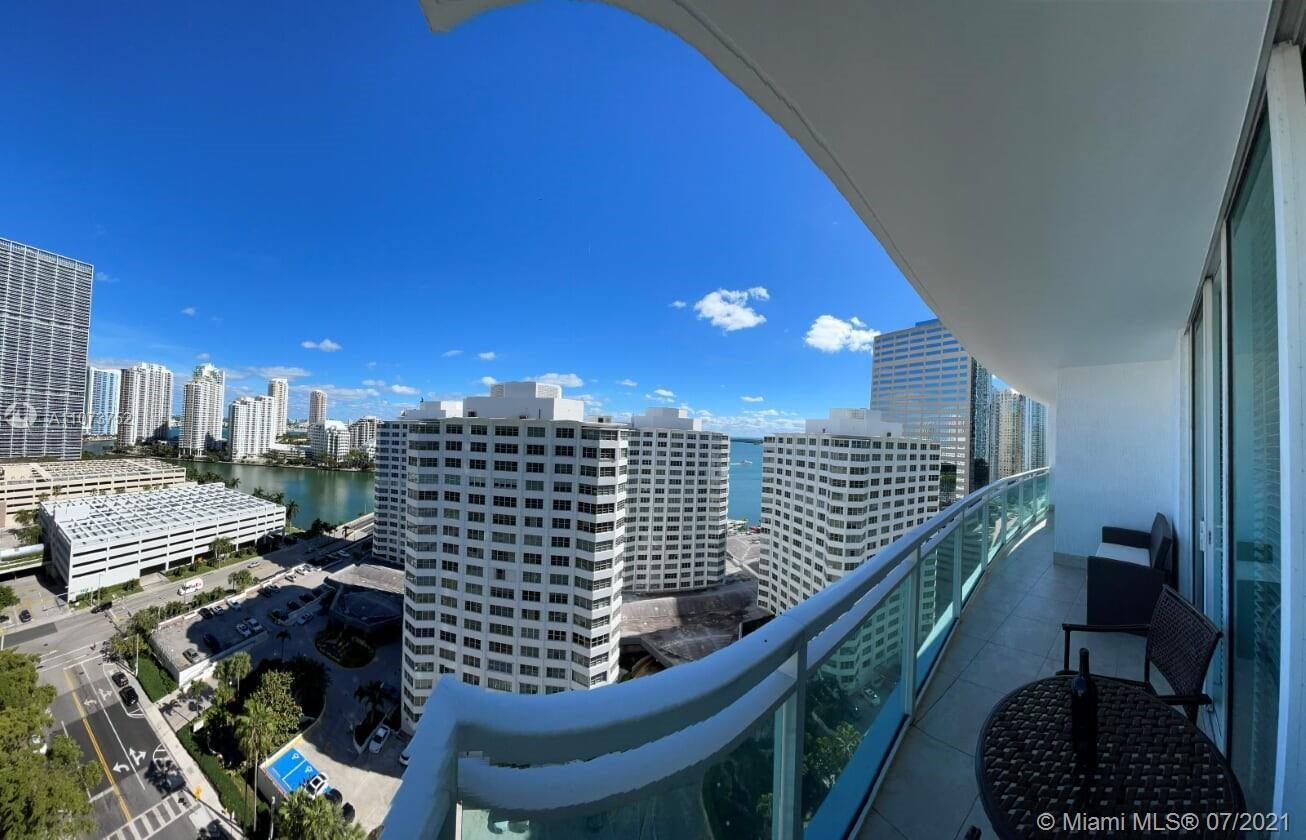 The Plaza on Brickell 1 #1810 - 950 Brickell Bay Dr #1810, Miami, FL 33131
