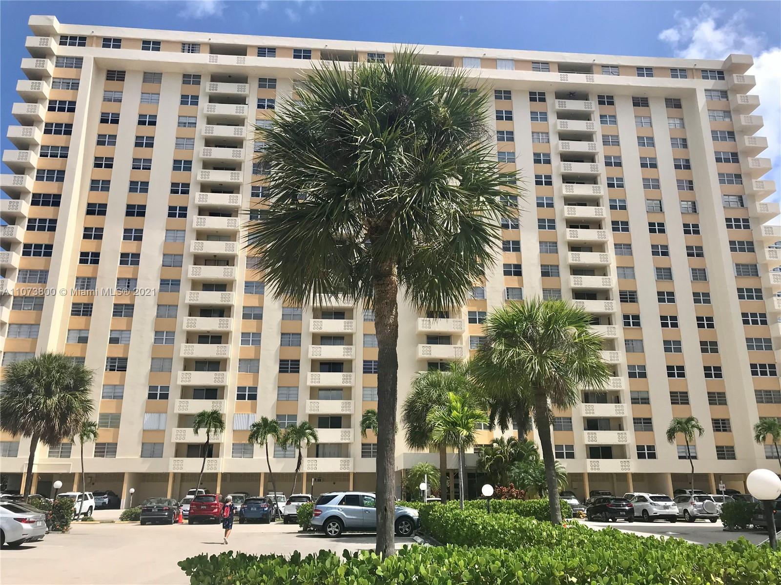 Plaza North Tower #304 - 1833 S Ocean Dr #304, Hallandale Beach, FL 33009