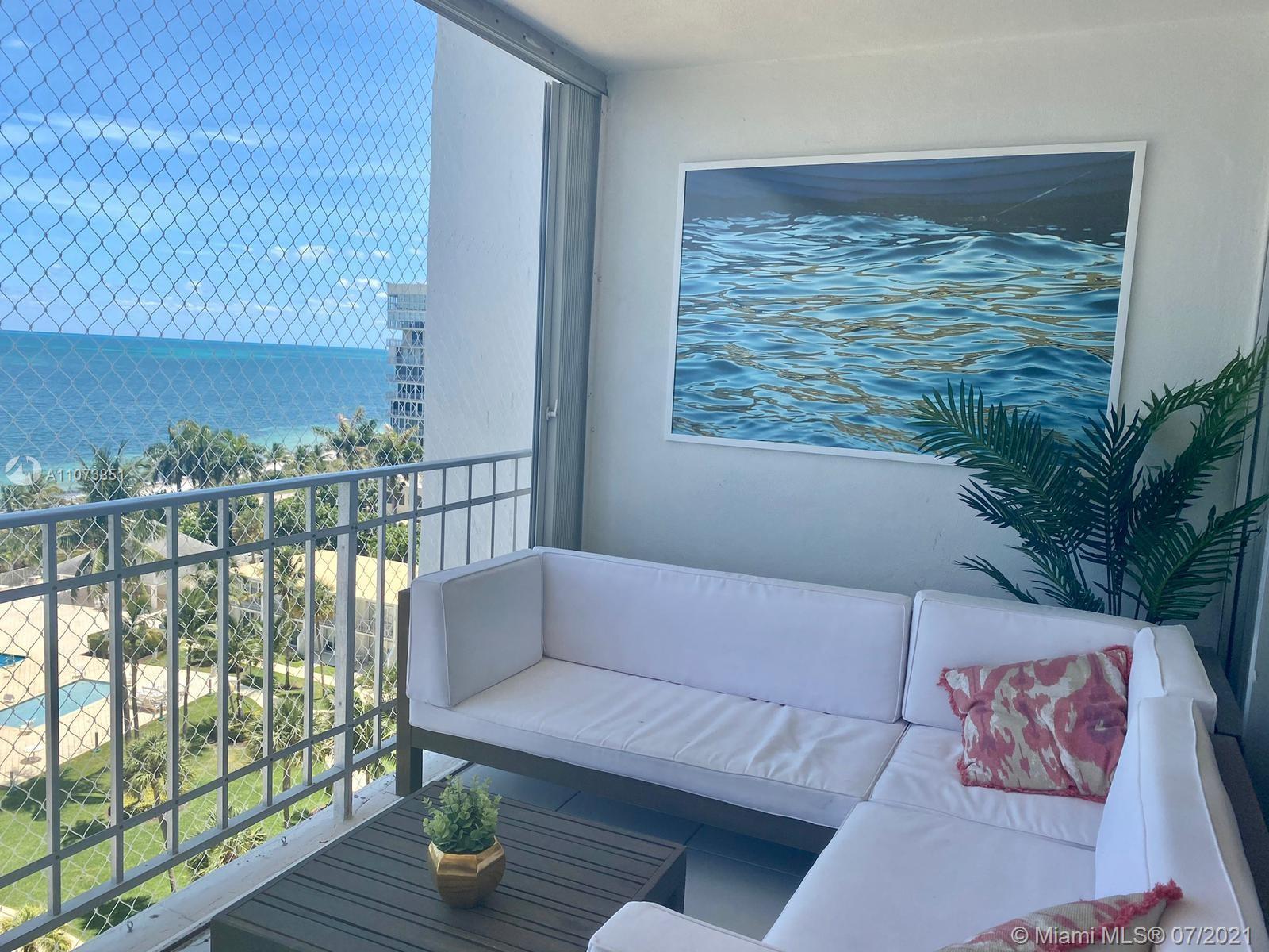 Casa del Mar #8G - 881 Ocean Dr #8G, Key Biscayne, FL 33149