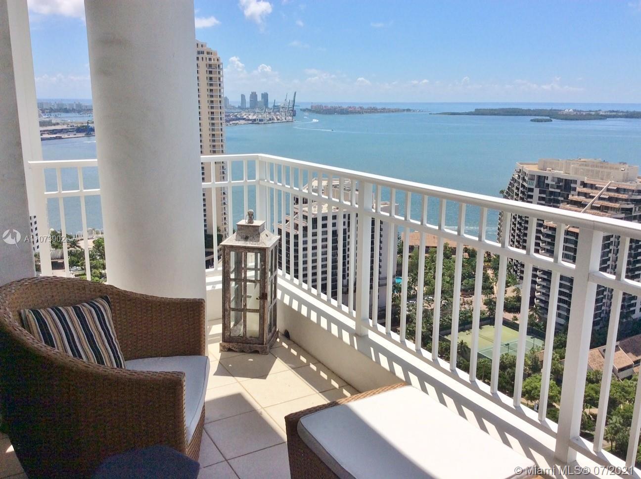 Courts Brickell Key #3207 - 801 Brickell Key Blvd #3207, Miami, FL 33131
