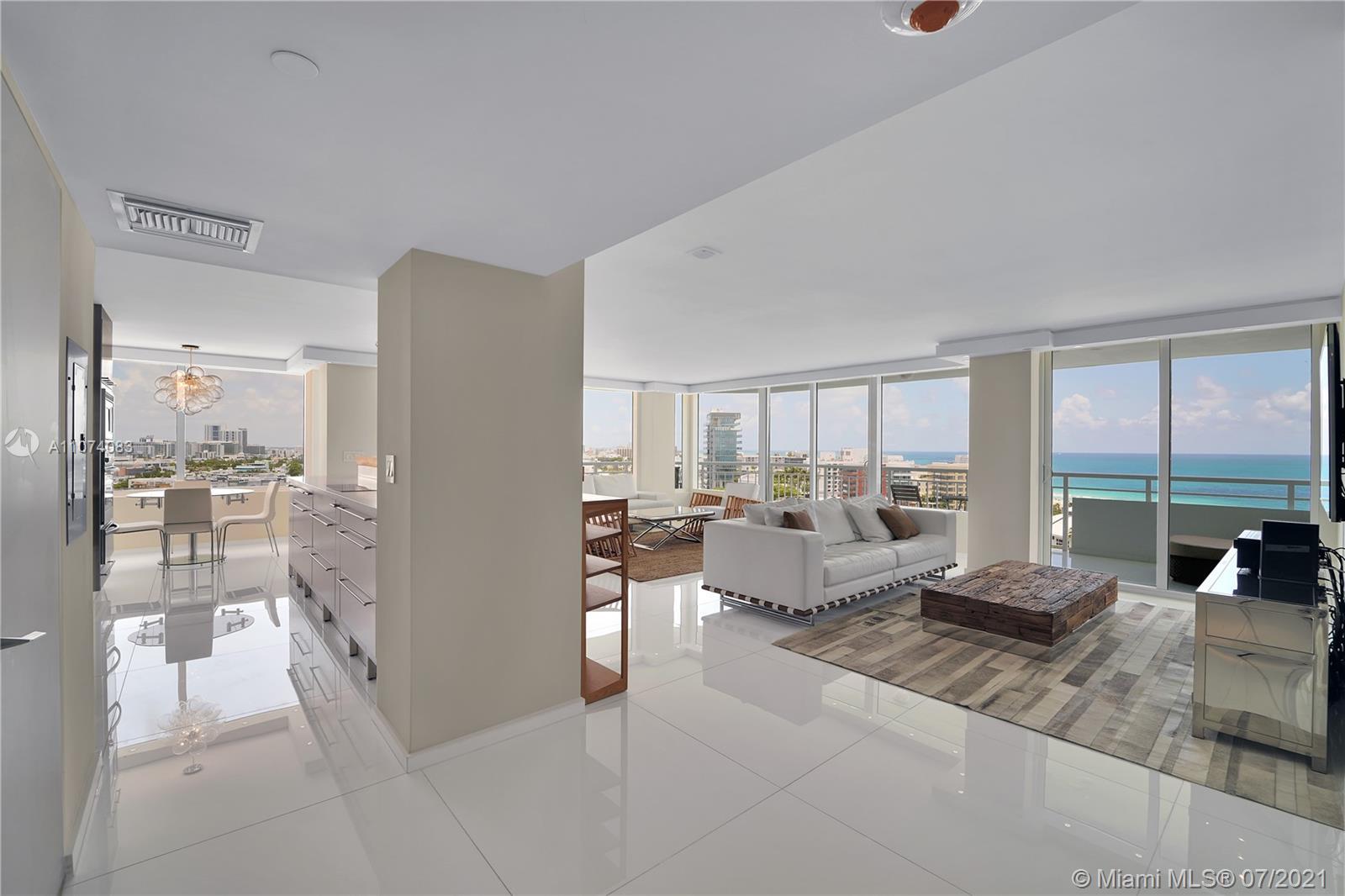 South Pointe Tower #1510 - 400 S Pointe Dr #1510, Miami Beach, FL 33139