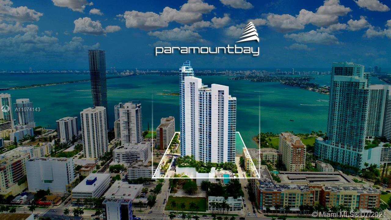 Paramount Bay #701 - 2020 N Bayshore Dr #701, Miami, FL 33137