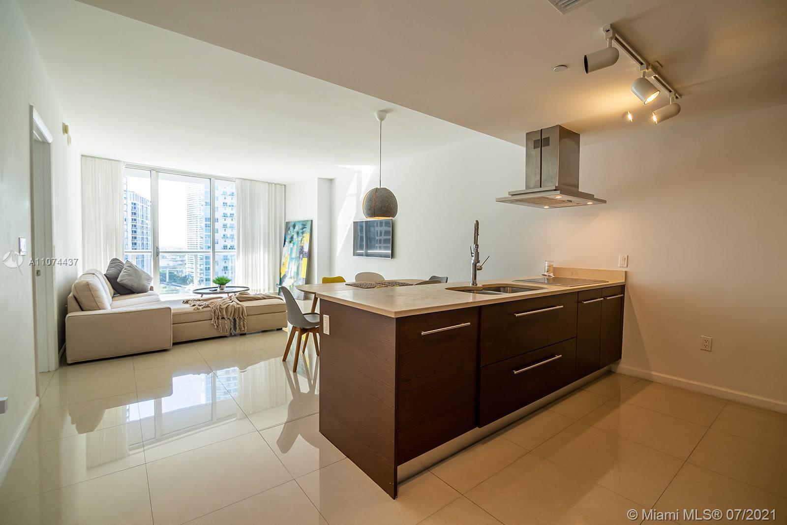 Icon Brickell 3 #1807 - 485 Brickell Ave #1807, Miami, FL 33131