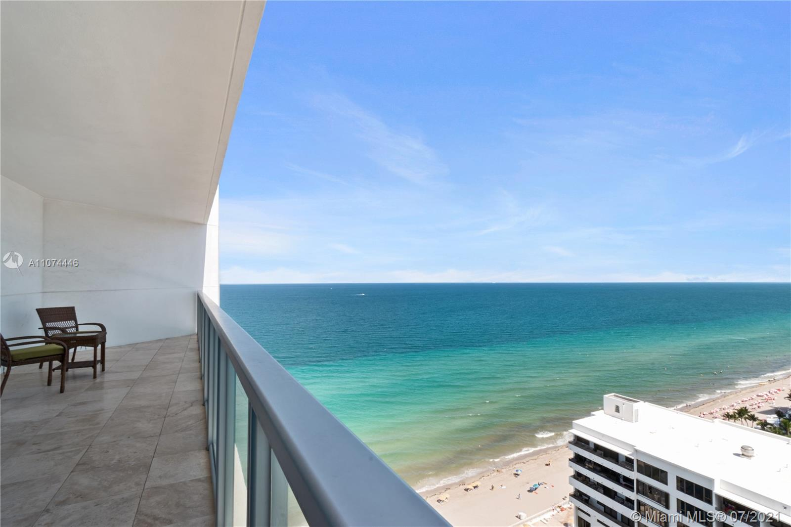 Ocean Palms #2307 - 3101 S Ocean Drive #2307, Hollywood, FL 33019