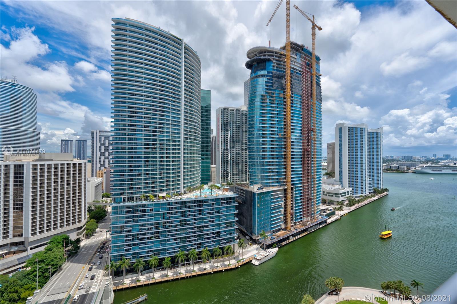 Icon Brickell 3 #2603 - 485 Brickell Ave #2603, Miami, FL 33131