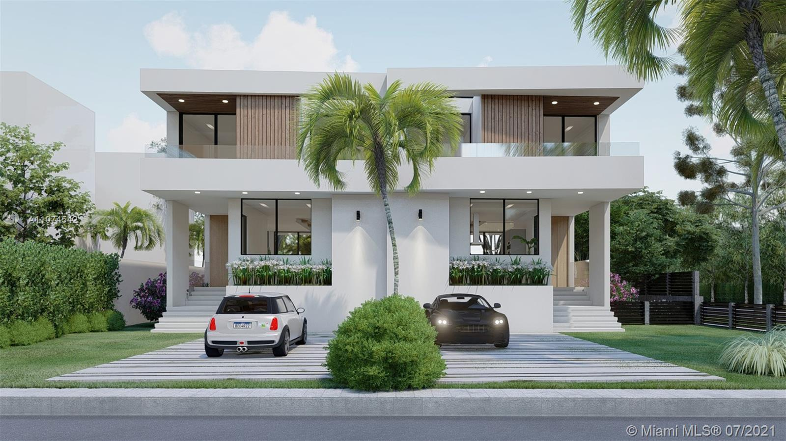 Tropical Isle Homes - 570 Fernwood Rd, Key Biscayne, FL 33149