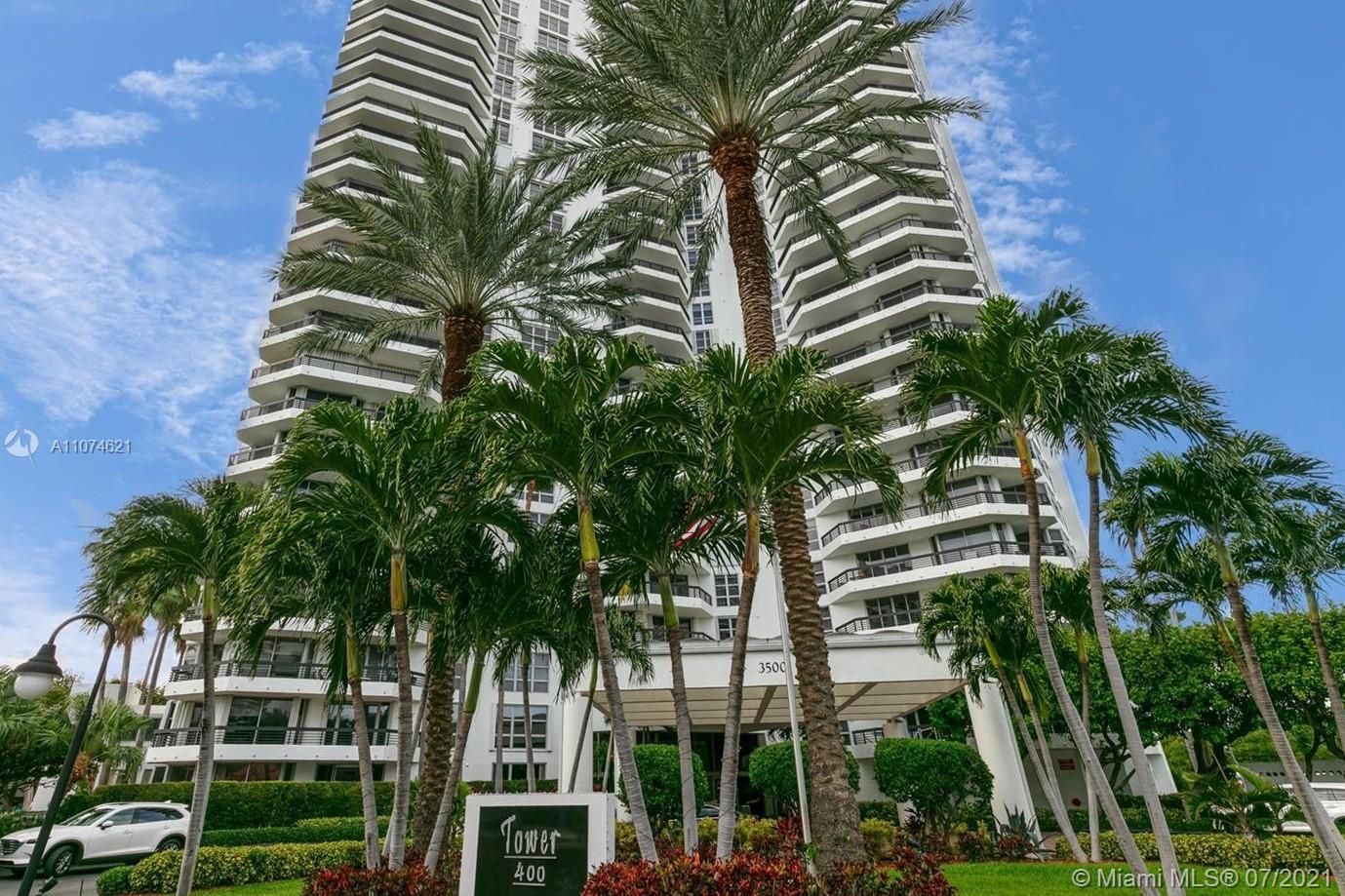 Mystic Pointe Tower 400 #1504 - 3500 Mystic Pointe Dr #1504, Aventura, FL 33180