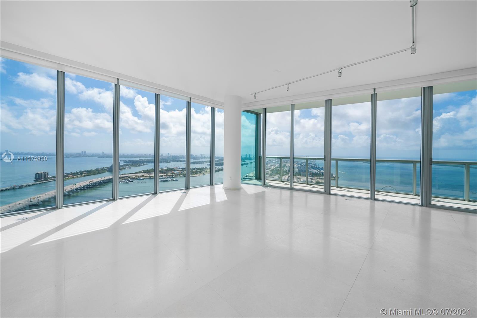 Marina Blue #5308 - 888 Biscayne Blvd #5308, Miami, FL 33132