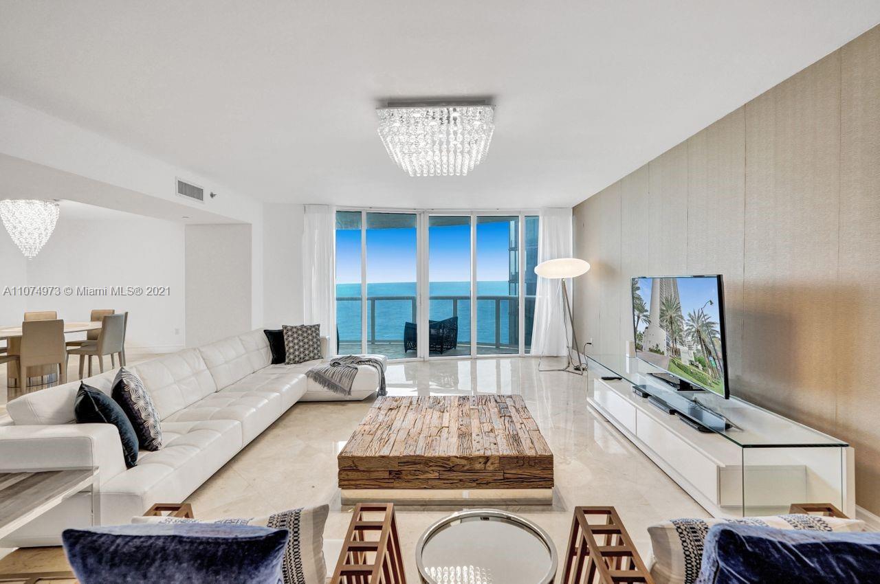 Ocean four #3305 - 17201 Collins + Den #3305, Sunny Isles Beach, FL 33160