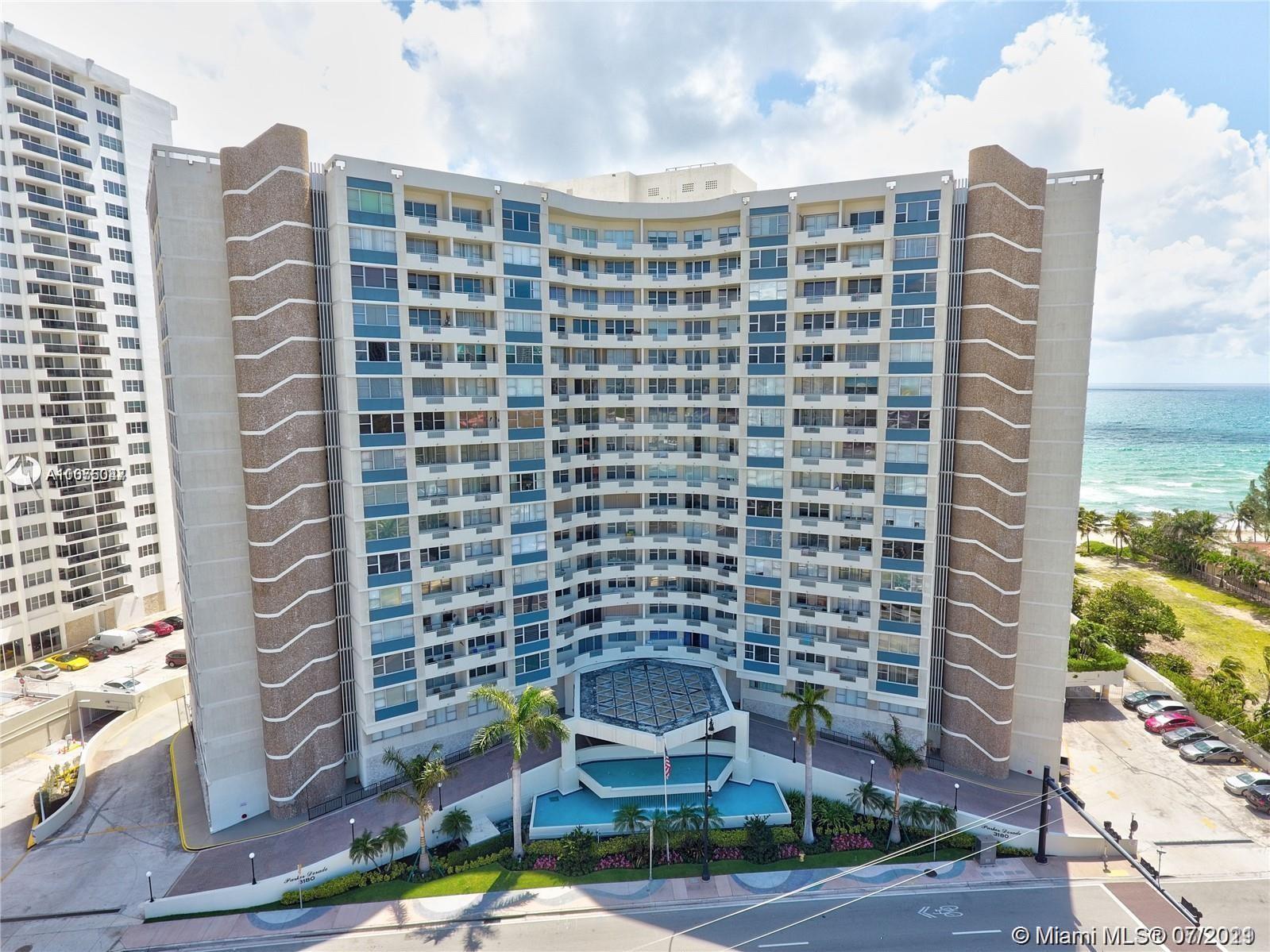 Parker Dorado #517 - 3180 S Ocean Dr #517, Hallandale Beach, FL 33009