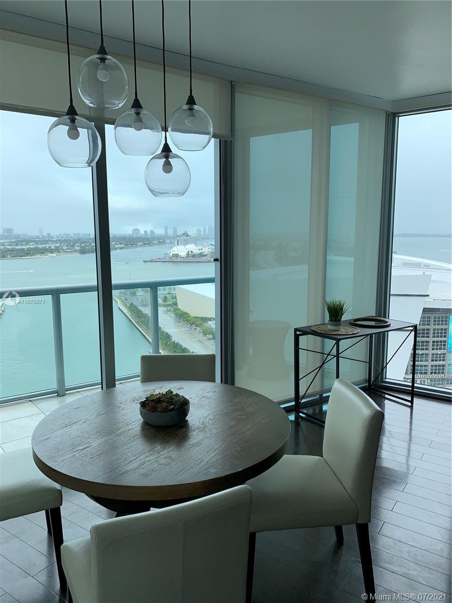Marina Blue #2009 - 888 Biscayne Blvd #2009, Miami, FL 33132