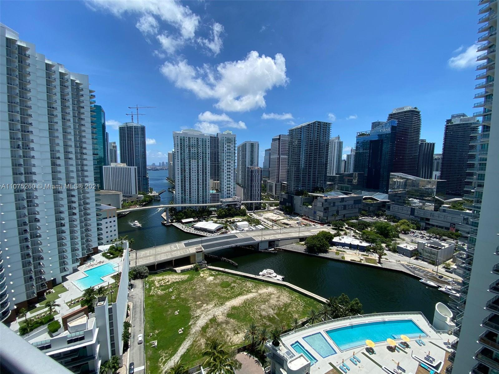 Ivy #2813 - 90 SW 3rd St #2813, Miami, FL 33130