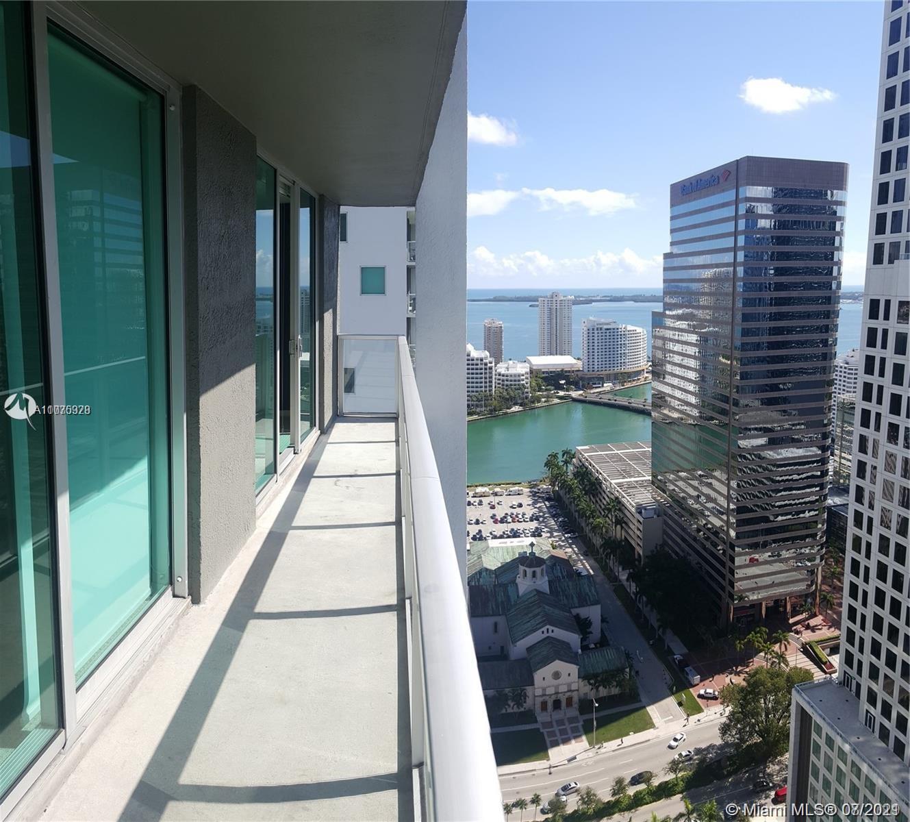 500 Brickell East Tower #3610 - 55 SE 6th St #3610, Miami, FL 33131