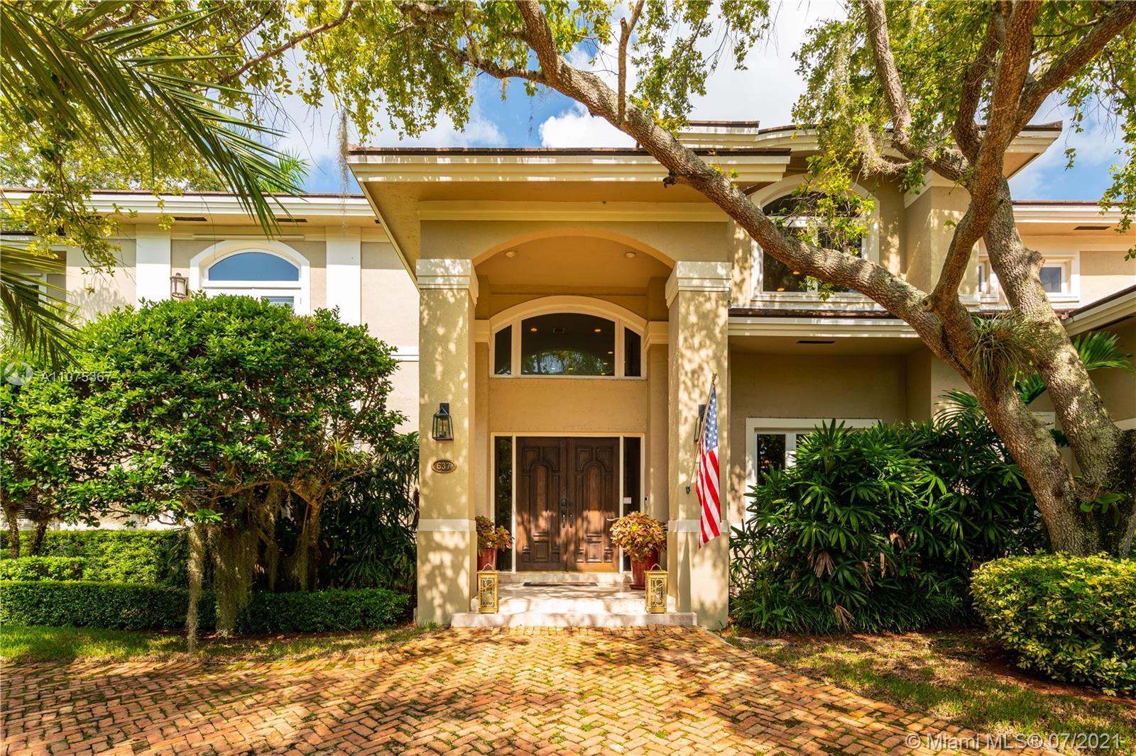 Hammock Oaks - 637 Destacada Ave, Coral Gables, FL 33156