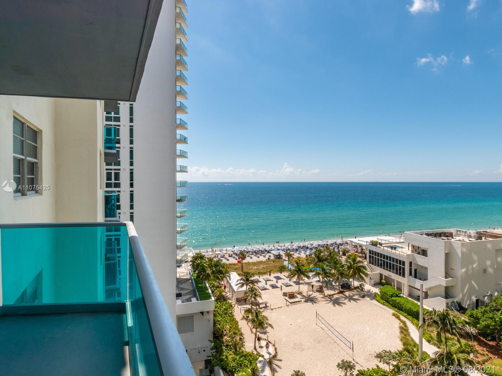 Sian Ocean Residences #10N - 4001 S Ocean Dr #10N, Hollywood, FL 33019