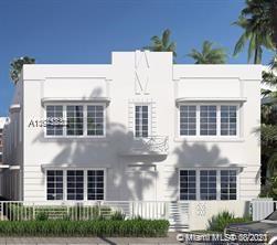 Ocean Beach #A-107 - 1610 Euclid Ave #A-107, Miami Beach, FL 33139