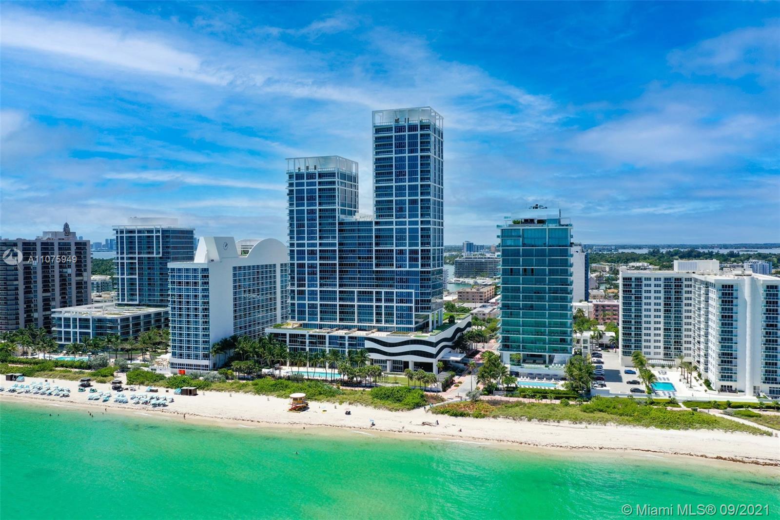Carillon North Tower #2208 - 6899 Collins Ave #2208, Miami Beach, FL 33141