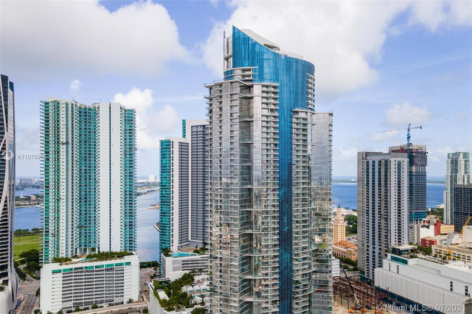 Paramount Miami Worldcenter #3011 - 851 NE 1st Ave #3011, Miami, FL 33132