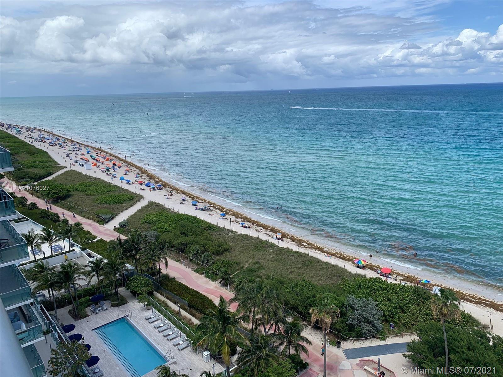 Carillon North Tower #1205 - 6899 Collins Ave #1205, Miami Beach, FL 33141