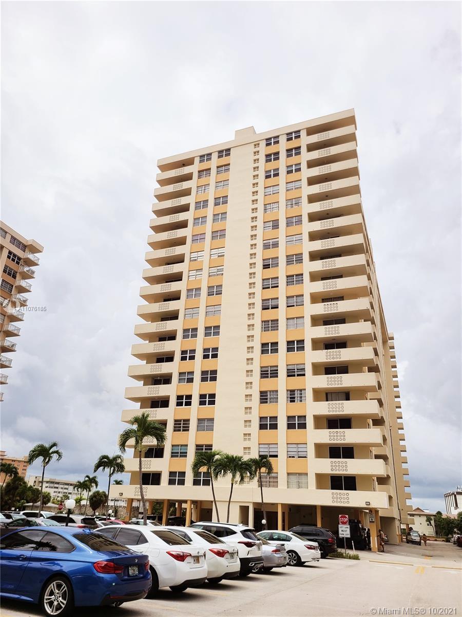 Plaza North Tower #1403 - 1833 S Ocean Dr #1403, Hallandale Beach, FL 33009