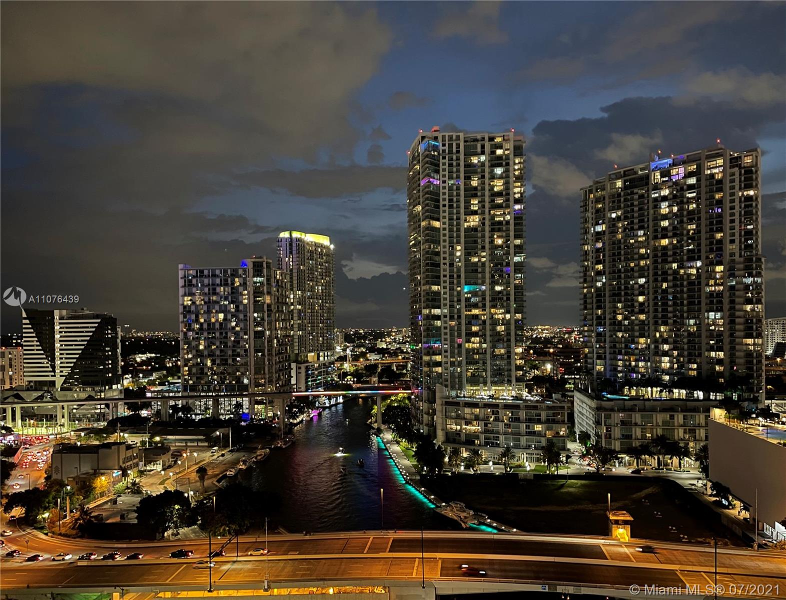 Brickell on the River North Tower #2307 - 31 SE 5th St #2307, Miami, FL 33131