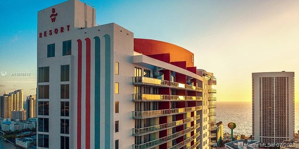 Beachwalk #R2604 - 2602 E Hallandale Beach Boulevard #R2604, Hallandale Beach, FL 33009