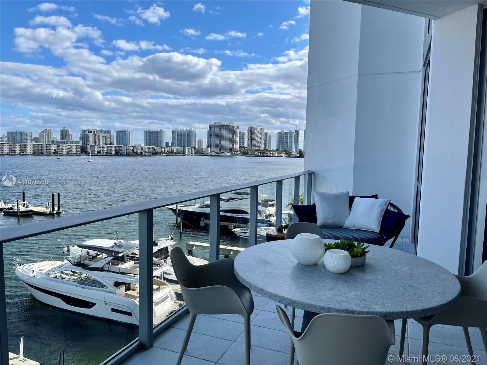 Marina Palms 1 #405 - 17111 Biscayne Blvd #405, North Miami Beach, FL 33160