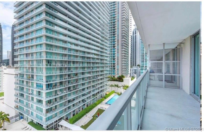 Axis on Brickell South Tower #1811-S - 79 SW 12th St #1811-S, Miami, FL 33130