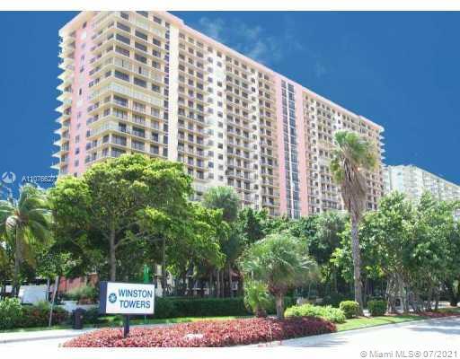 Winston Tower 600 #1615 - 210 174 ST #1615, Sunny Isles Beach, FL 33160