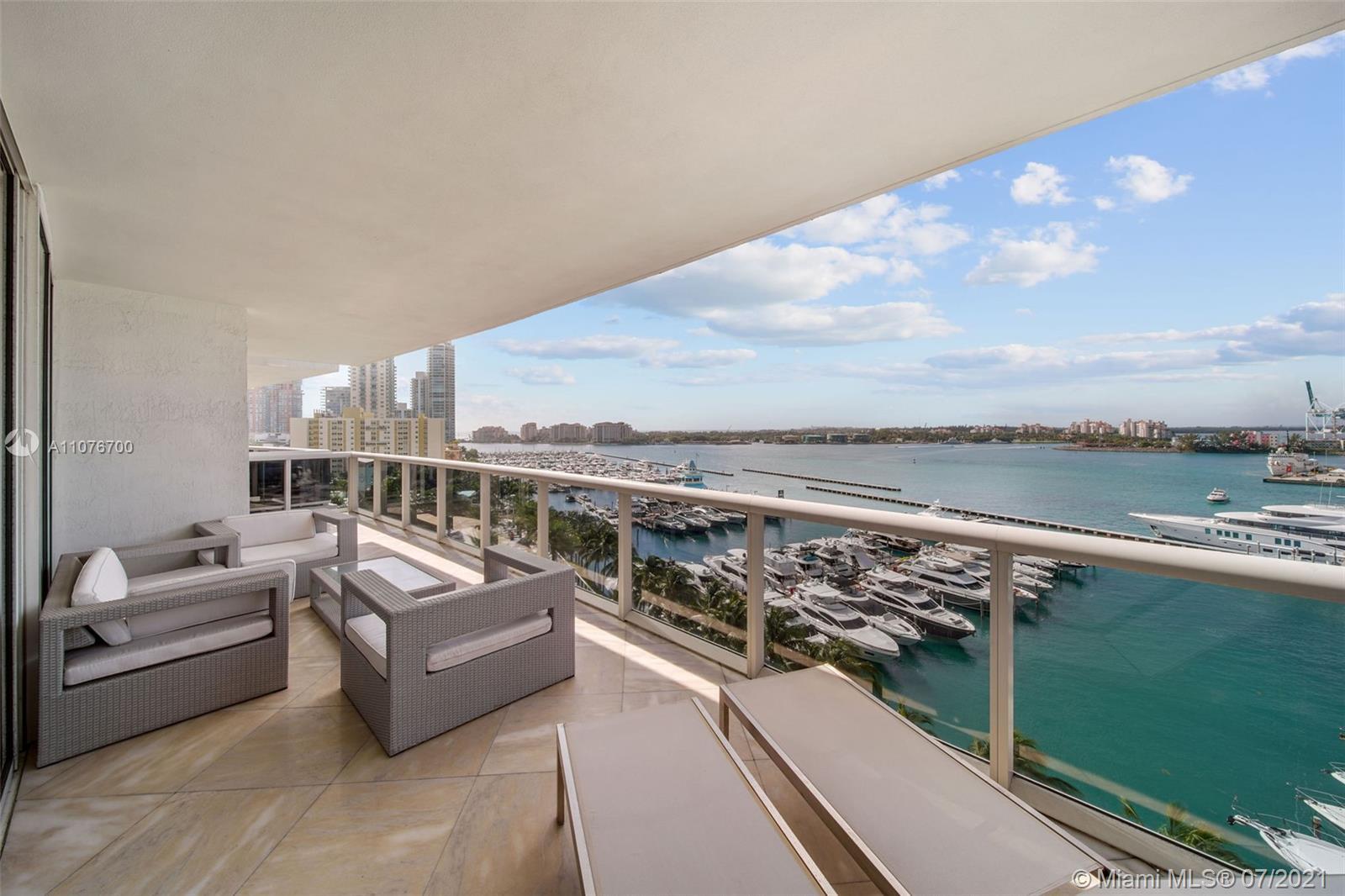 Murano Grande #1003 - 400 Alton Rd #1003, Miami Beach, FL 33139