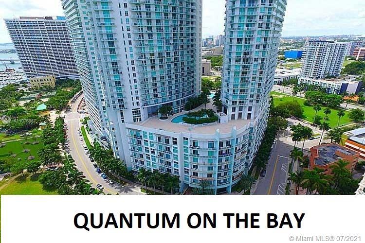 Quantum on the Bay #3805 - 1900 N Bayshore Dr #3805, Miami, FL 33132